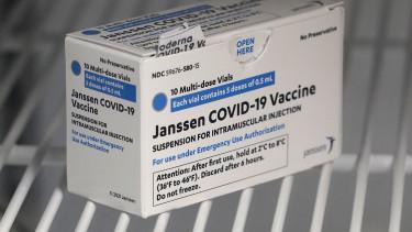 Janssen vakcina johnson johnson oltoanyag210414
