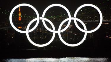 japán olimpia
