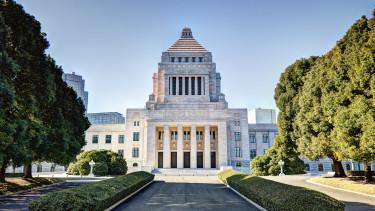 japan parlament