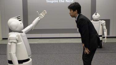 japan robot robotika