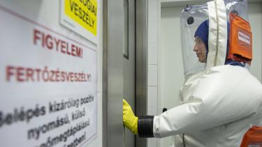 járványveszély koronavírus kutatás virológus
