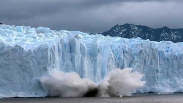 jéghegy olvadás gettyimages