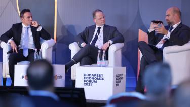 jellinek dániel orbán balázs budapest economic forum 2021