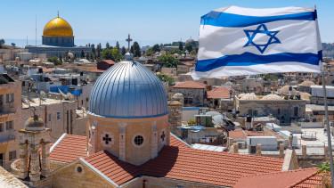 jeruzsálem izrael getty stock