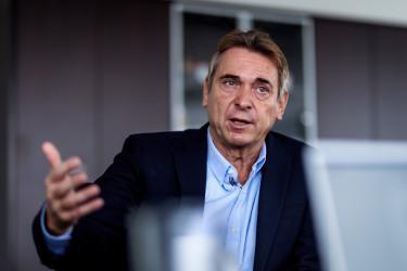 Jobbágy Dénes, a Széchenyi Alapok elnök-vezérigazgatója