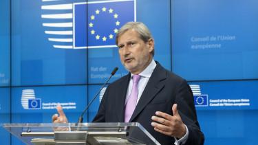 Johannes Hahn Europai Bizottssag koltsegvetesi biztos