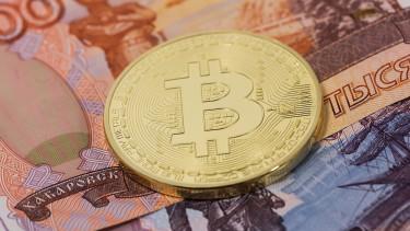 Jön a Bitcoinba oltott rubel!