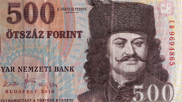 Jön az új 500 forintos bankjegy
