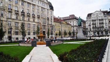 Jozsef nador ter Budapest