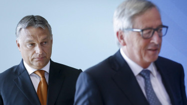 Juncker sends unpleasant response to letter by Hungarian PM Orbán