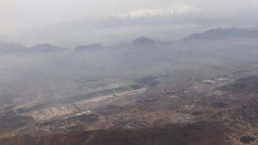 kabul reptér