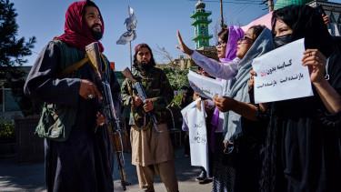 kabul tüntetés