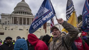 kapitolium kongresszus donald trump amerikai elnökválasztás 2020