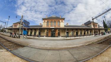 kaposvári vasútállomás