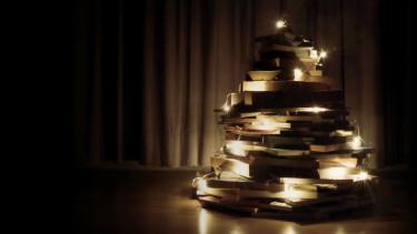 karácsonyfa könyvek