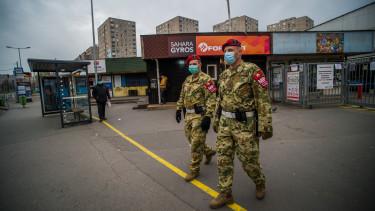 katona koronavírus magyarország maszk