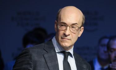 Kenneth Rogoff, professor of economics at Harvard University,