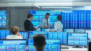 kereskedő számítógép trader