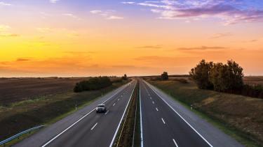Késő estére állt helyre a rend a magyar autópályákon