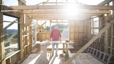 készház, faház, házépítés