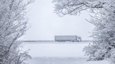 Kiadták a figyelmeztetést Magyarországon: megint támad a hó