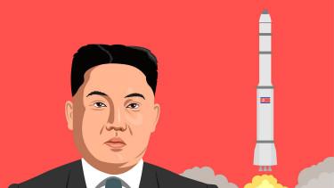 Kim Dzsong Unnak első a kommunizmus