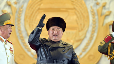 kim dzsongun raketa eszak-korea