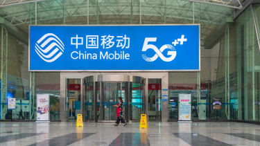 Kína 5G mobil shutter