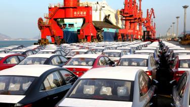 Kína autó