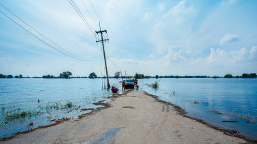 Kína és India okozhatja a történelem legnagyobb katasztrófáját
