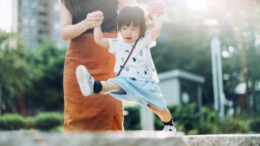 kína gyermek