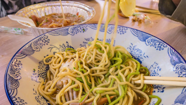 kínai étel getty stock