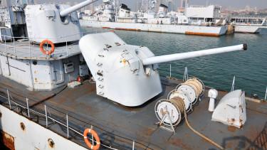 kínai hadihajó hadgyakorlat