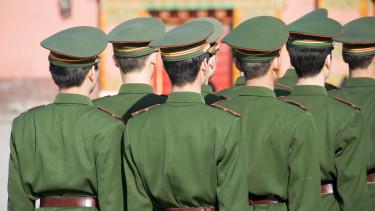 kínai hadsereg kína pla