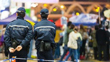 kínai rendőrség shutter