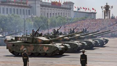 kínai tankok