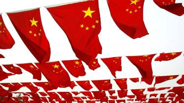 kínai zaszlo