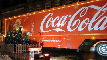 Kitiltanák a Coca-Cola kamionjait egy brit nagyvárosból