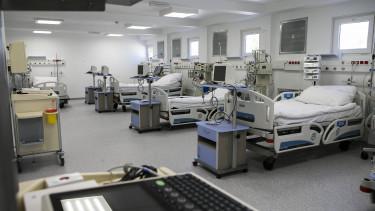 konténerkórház járványkórház koronavírus kiskunhalas