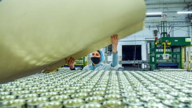 konzerv gyártás