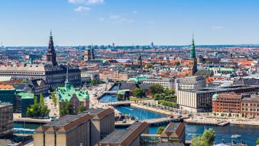 Koppenhága - belváros