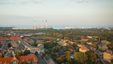 Koppenhága városkép