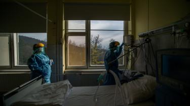 korányi koronavírus kórház járványkórház