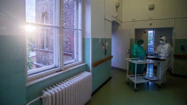 kórház egészségügy járvány