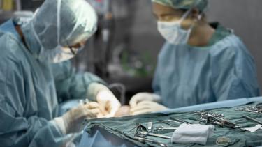 kórház műtét egészségügy