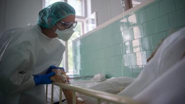 kórház szent jános koronavírus járvány