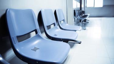 kórházi váró egészségügy