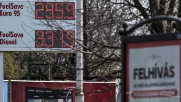 koronavírus benzinkút üzemanyag