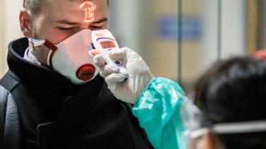 koronavirus debrecen laz