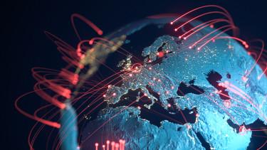 koronavírus digitális európa földgólyó világ